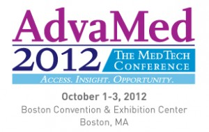 Bleck Design Group Exhibits at AdvaMed 2012 in Boston
