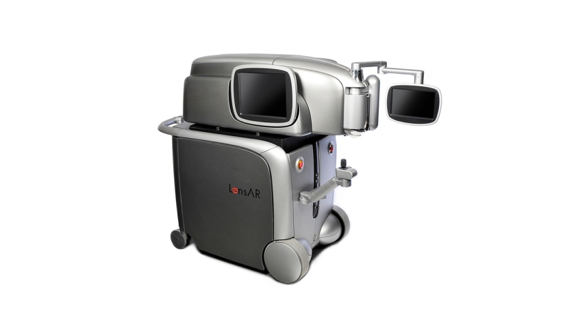 Bleck Design Group's Client LensAR Inc. Receives FDAClearance